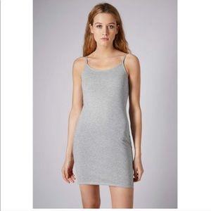 3/$30 Topshop Sheath Bodycon Camisole Slip Dress